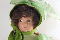 Petite poupée Photo libre de droits