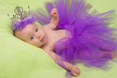 Petite princesse Photos stock