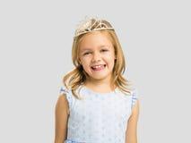 Petite princesse mignonne Image stock