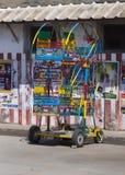 Petite roue de ferris Images libres de droits