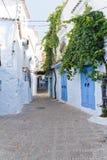 Petite rue Image libre de droits
