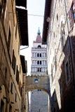 Petite rue Images stock