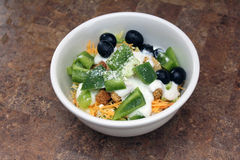 Petite salade image libre de droits