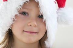 Petite Santa Images libres de droits