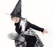 Petite sorcière Photographie stock