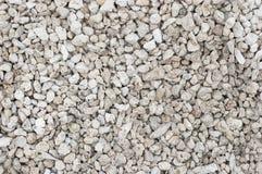 Petite texture écrasée de pierres photographie stock