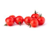 Petite tomate-cerise Photographie stock libre de droits