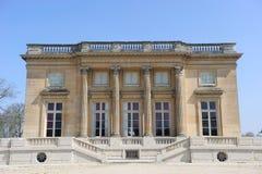 Petite Trianon. Versailles Palace, France Stock Photos