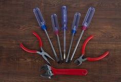 Trousse à outils photographie stock