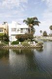 Petite Venise à Los Angeles Photographie stock
