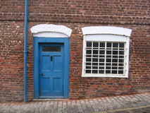 Petite vieille Chambre anglaise Photo libre de droits