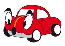Petite voiture Images libres de droits
