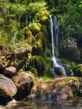 Petite Waterfall Stock Photography