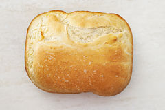 Petite white homemade bread Stock Images