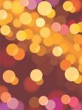 Petites étoiles de scintillement Photos stock