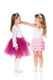 Petites filles photos libres de droits