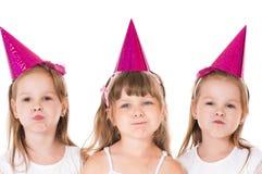 Petites filles images stock