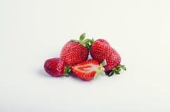 Petites fraises Photo libre de droits