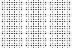 Petites lignes monochromes modèle géométrique Rayures noires et blanches Image libre de droits