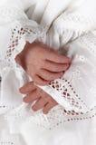 Petites mains Photo libre de droits