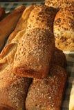 Petites miches de pain d'artisan Image libre de droits