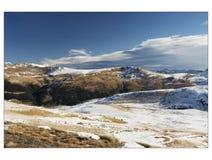 Petites montagnes Image libre de droits
