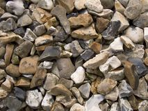 Petites pierres image stock