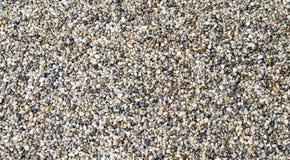Petites pierres de différentes couleurs Photo stock