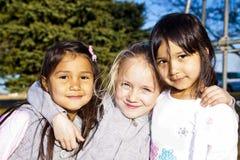 Petites soeurs Photographie stock libre de droits