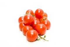 Petites tomates Images stock