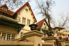 Petites villas Images stock