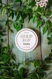 Petitfee premium gold egf eye patch stock images