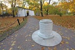Petitions Column in Kolomenskoye Stock Photography