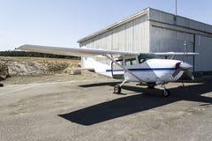 Petits aéronefs - Cessna 152 Photographie stock libre de droits