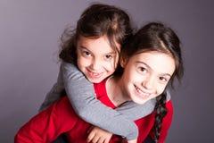 Petits amis Photos stock