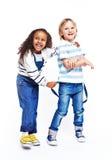 Petits amis mignons Image stock