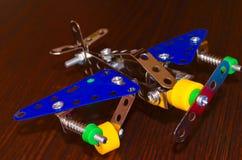 Petits avions modèles Photographie stock libre de droits