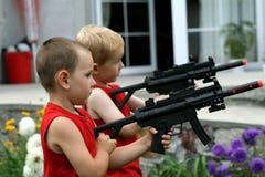 Petits bandits Photos libres de droits
