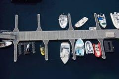 Petits bateaux Photographie stock libre de droits