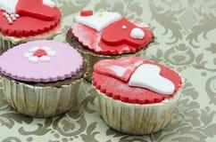 Petits gâteaux Photos stock