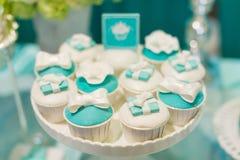 Petits gâteaux Photographie stock