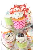 Petits gâteaux Photo libre de droits