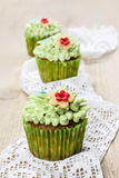 Petits gâteaux colorés de Pâques Photographie stock