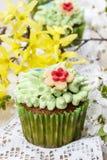 Petits gâteaux colorés de Pâques Photo libre de droits