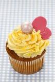 Petits gâteaux colorés de Pâques Photos libres de droits