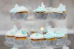 Petits gâteaux délicieux Photo libre de droits