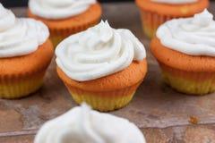 Petits gâteaux de bonbons au maïs Image libre de droits