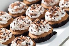 Petits gâteaux de café Photographie stock
