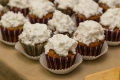 Petits gâteaux de citron Photographie stock