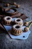 Petits gâteaux de digue de clous de girofle Photos stock